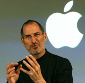 Steve Jobs y los iPod's